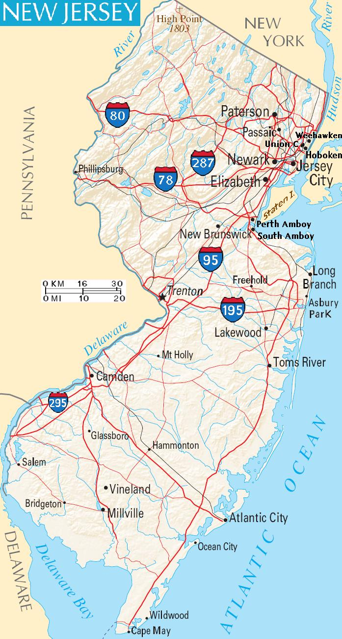 Elizabeth, New Jersey - Wikipedia