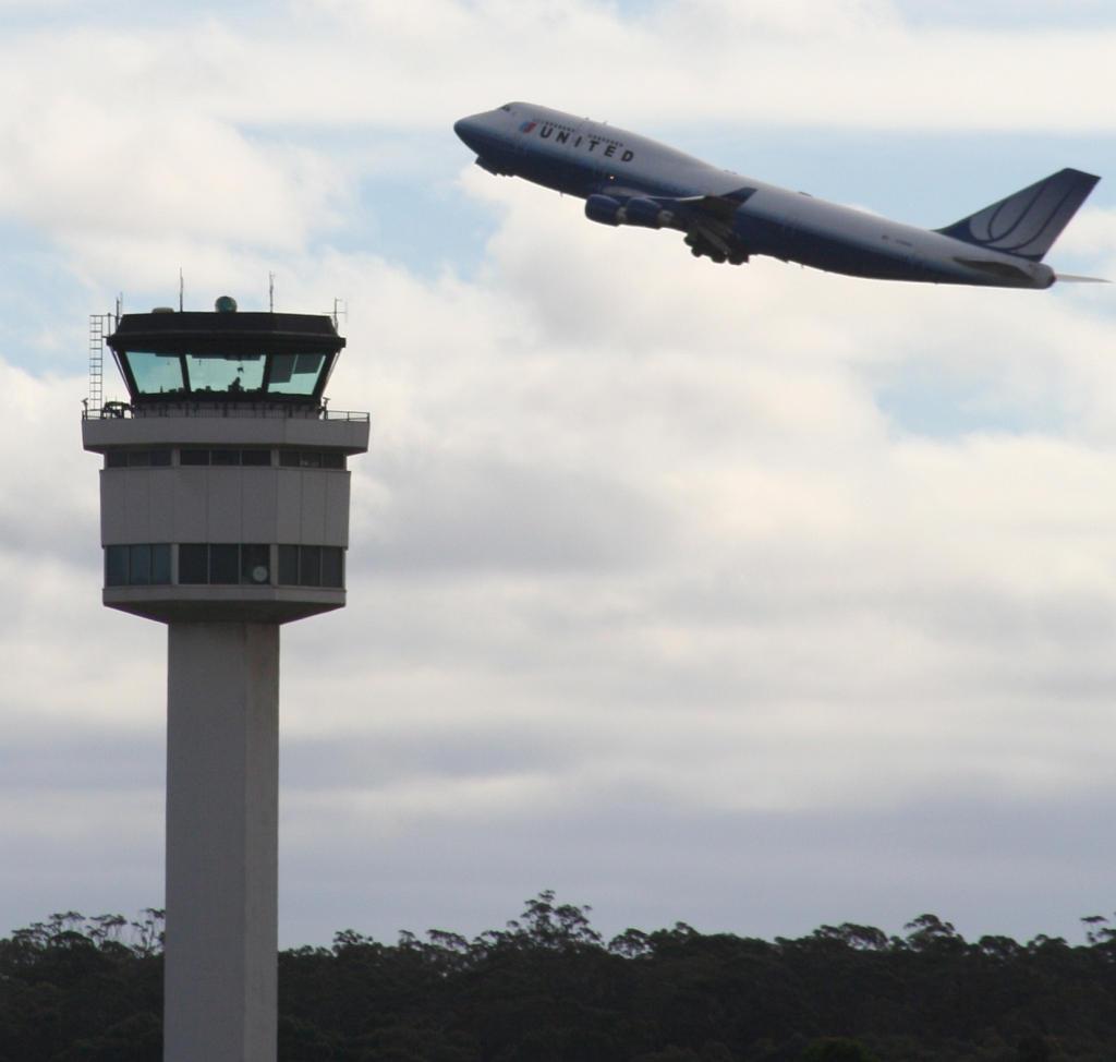 Air Traffic Control Tours