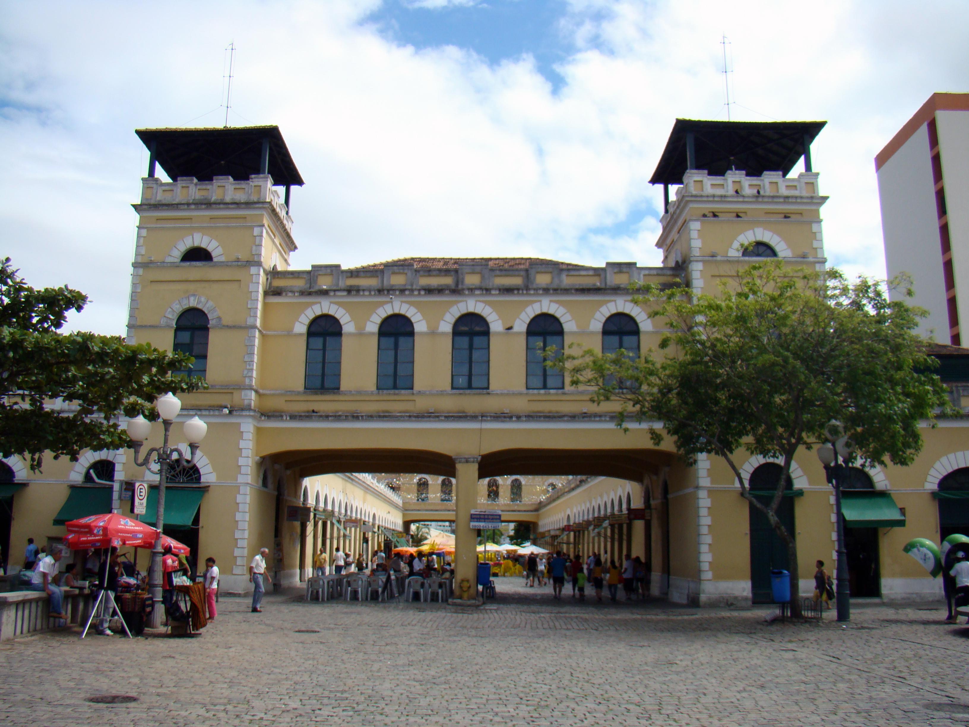 mercado publico de florianopolis, santa catarina