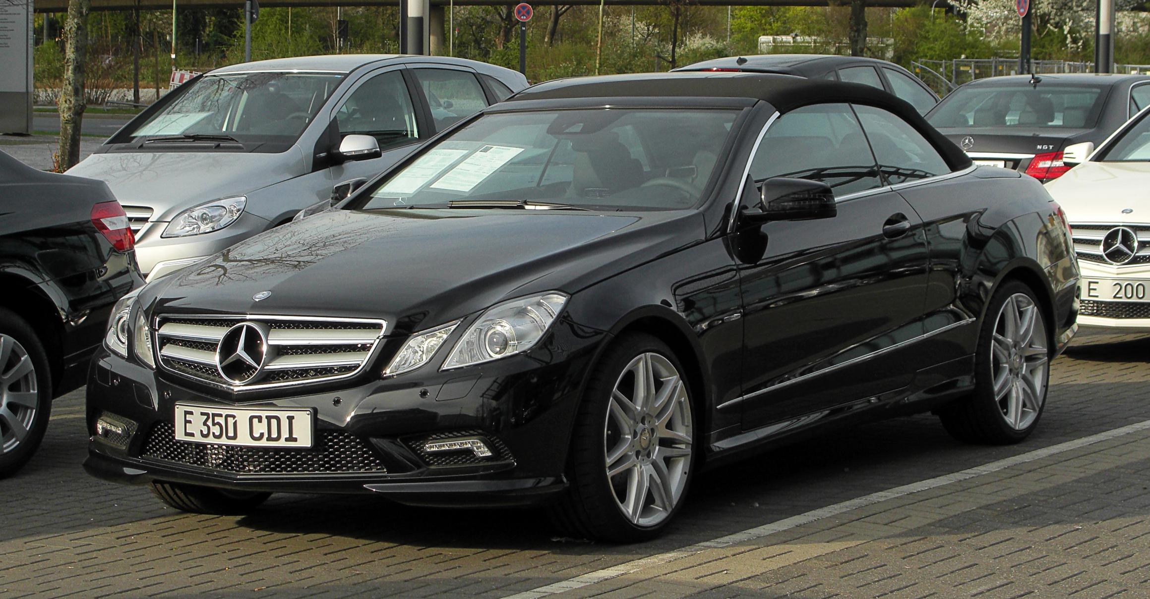 Mercedes e350 cabriolet 2011 autos post for Mercedes benz lemon law