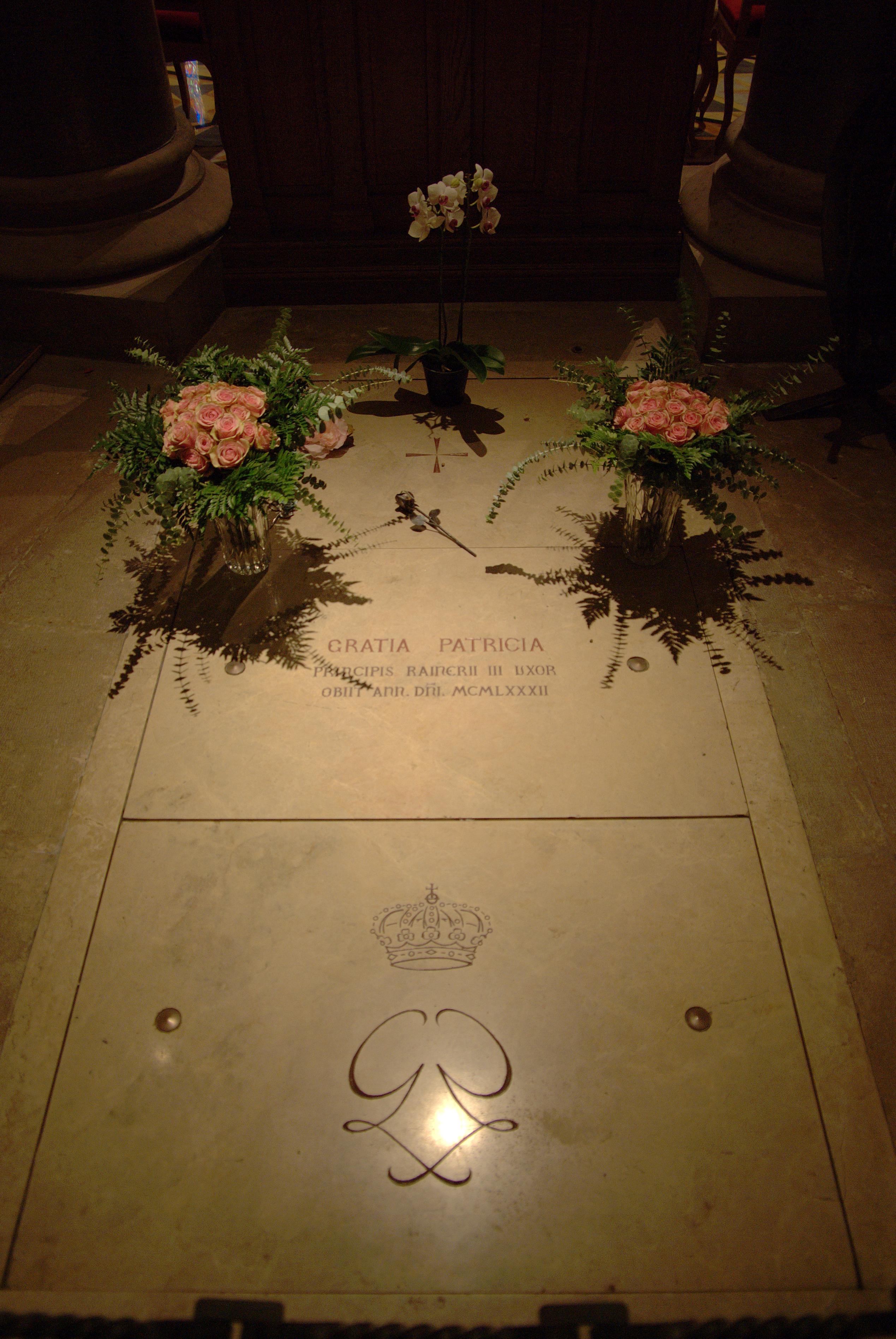 Grab von Grace Kelly