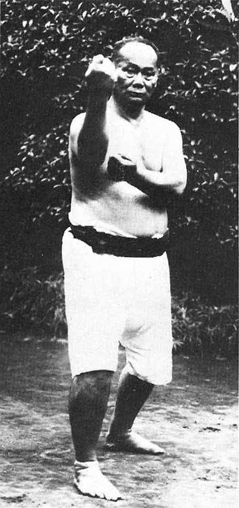 taekwondo arm block