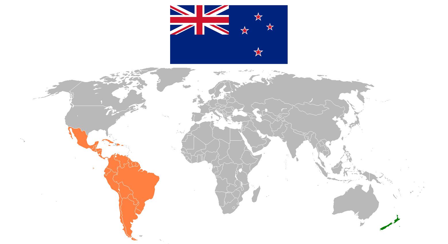 FileNZLatin America Locator MapPNG Wikimedia Commons - Map of the latin america
