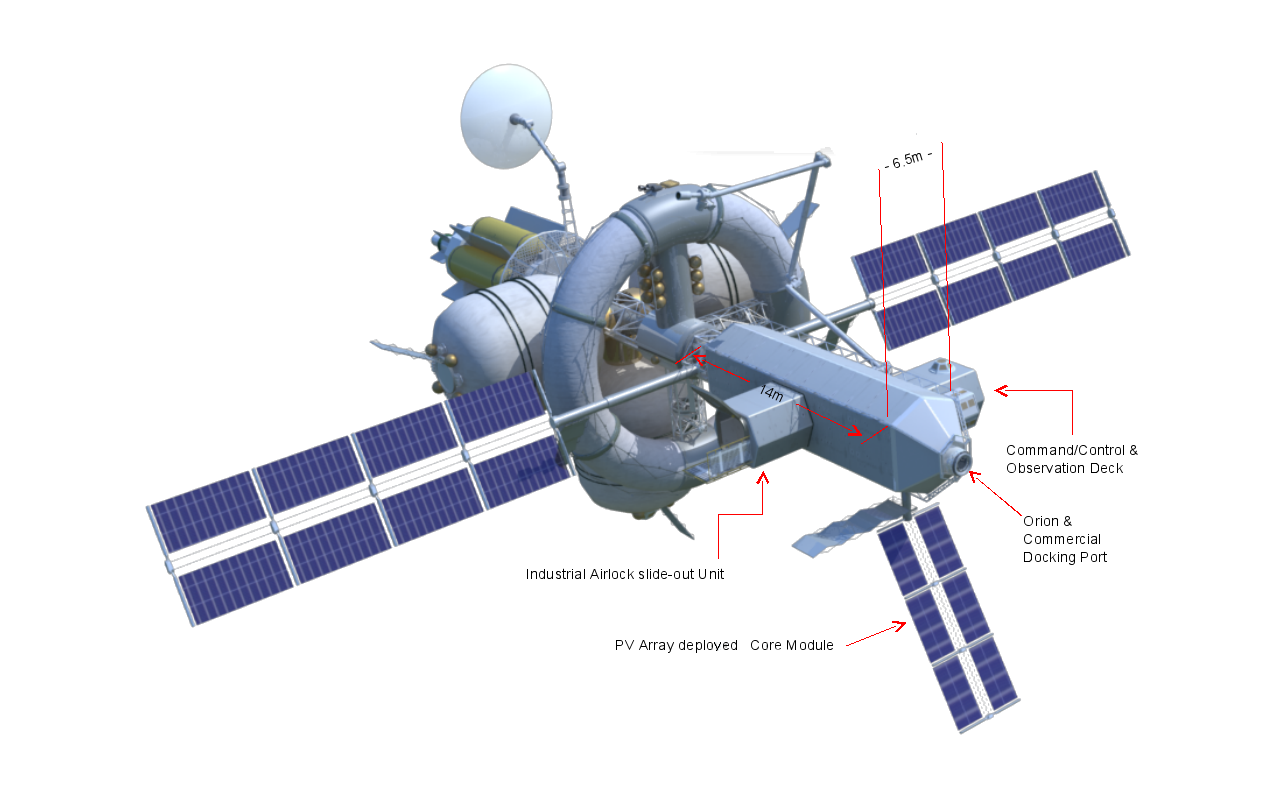 NAUTILUS-X (Non-Atmospheric Universal Transport Intended for Length United States eXploration)