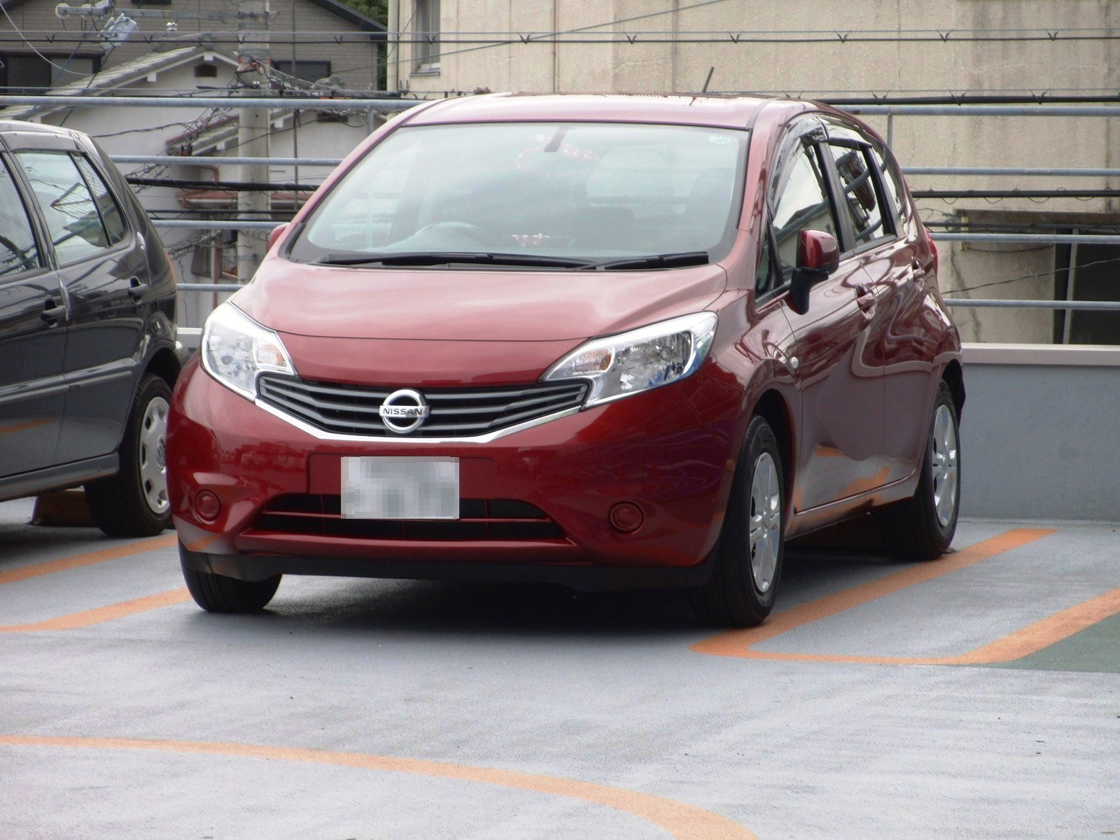 nissan note new в россии
