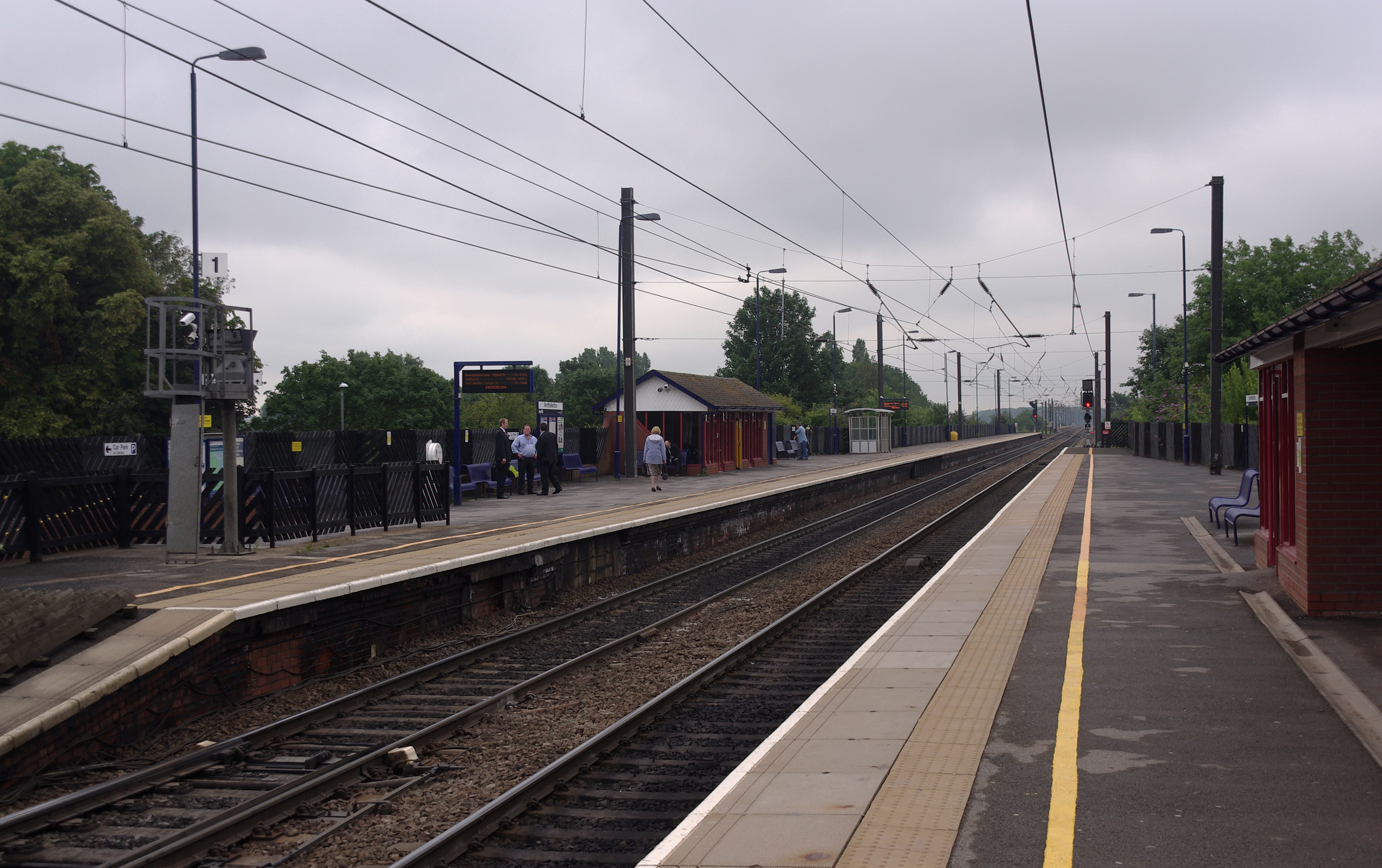 Northallerton Train Station Car Park Fees
