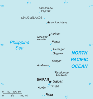 Map of the Northern Mariana Islands Northern Mariana Islands-CIA WFB Map.png
