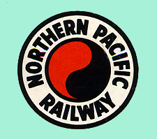 illustration de Northern Pacific Railway