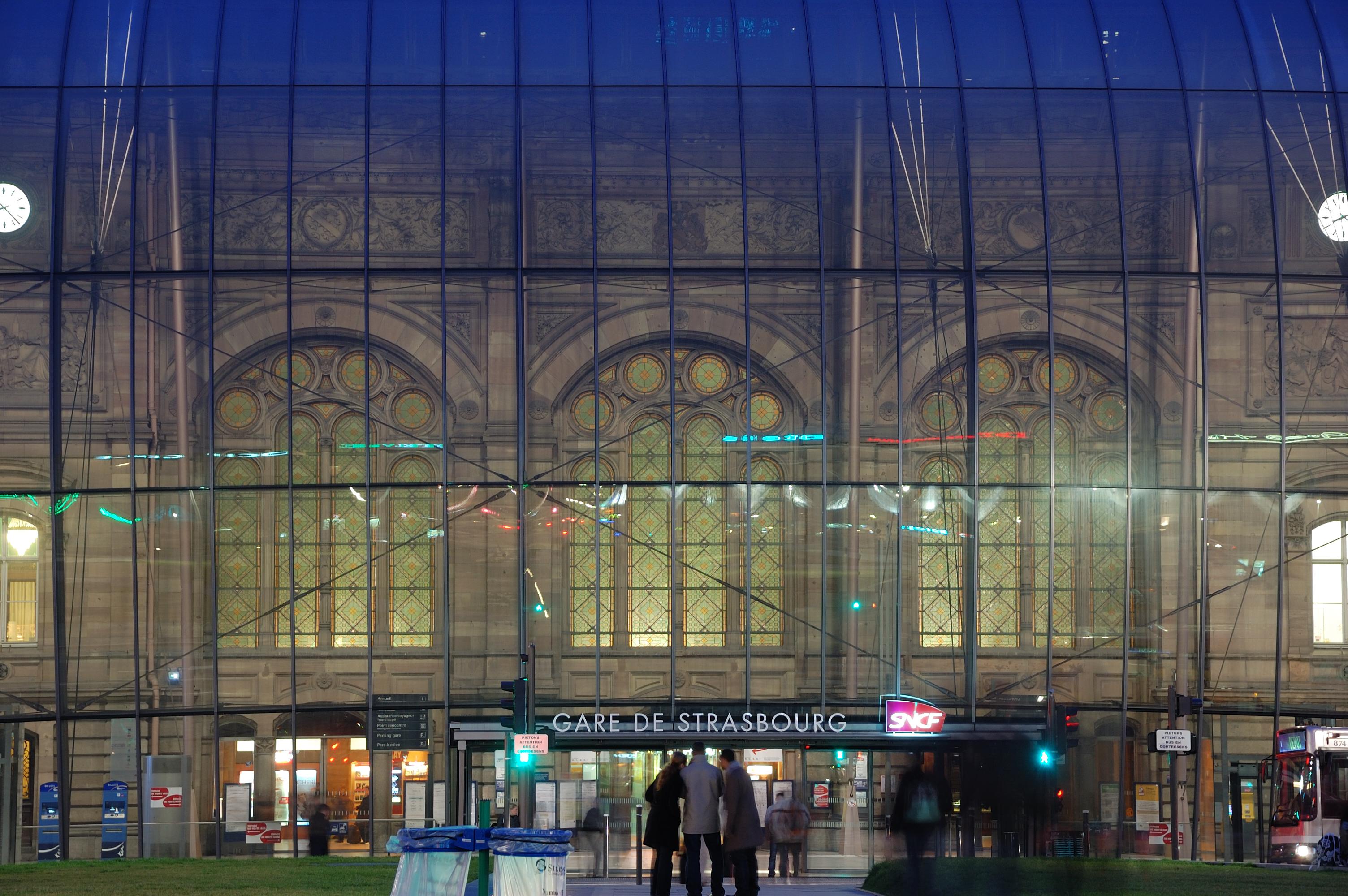 Strasbourg Hotel Gare