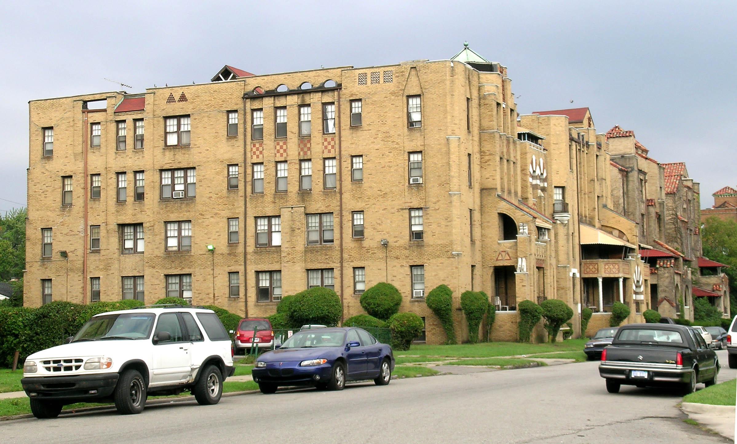 file palmer park apartment building historic district