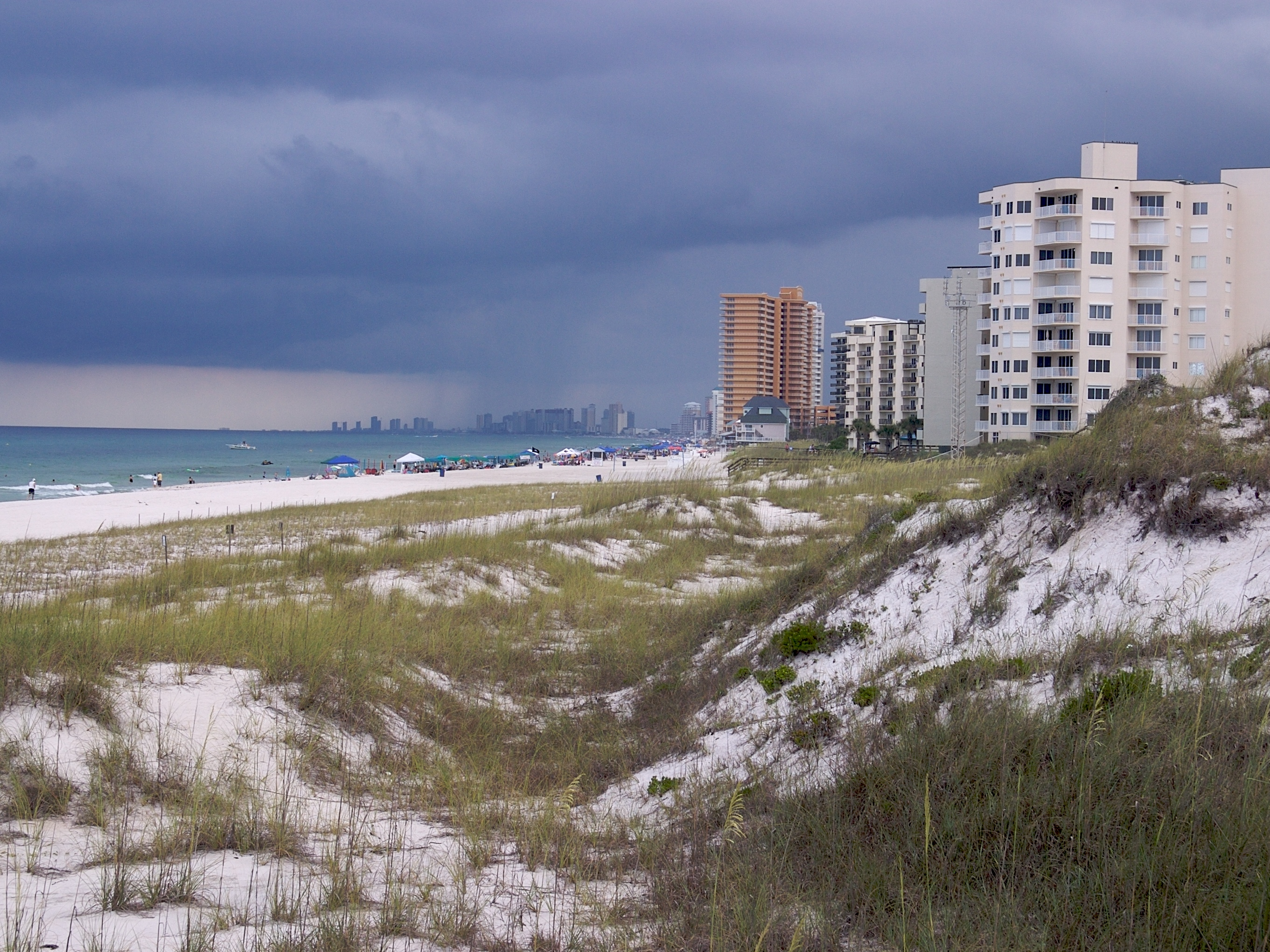 Panama City Beach Florida  Longrange Weather