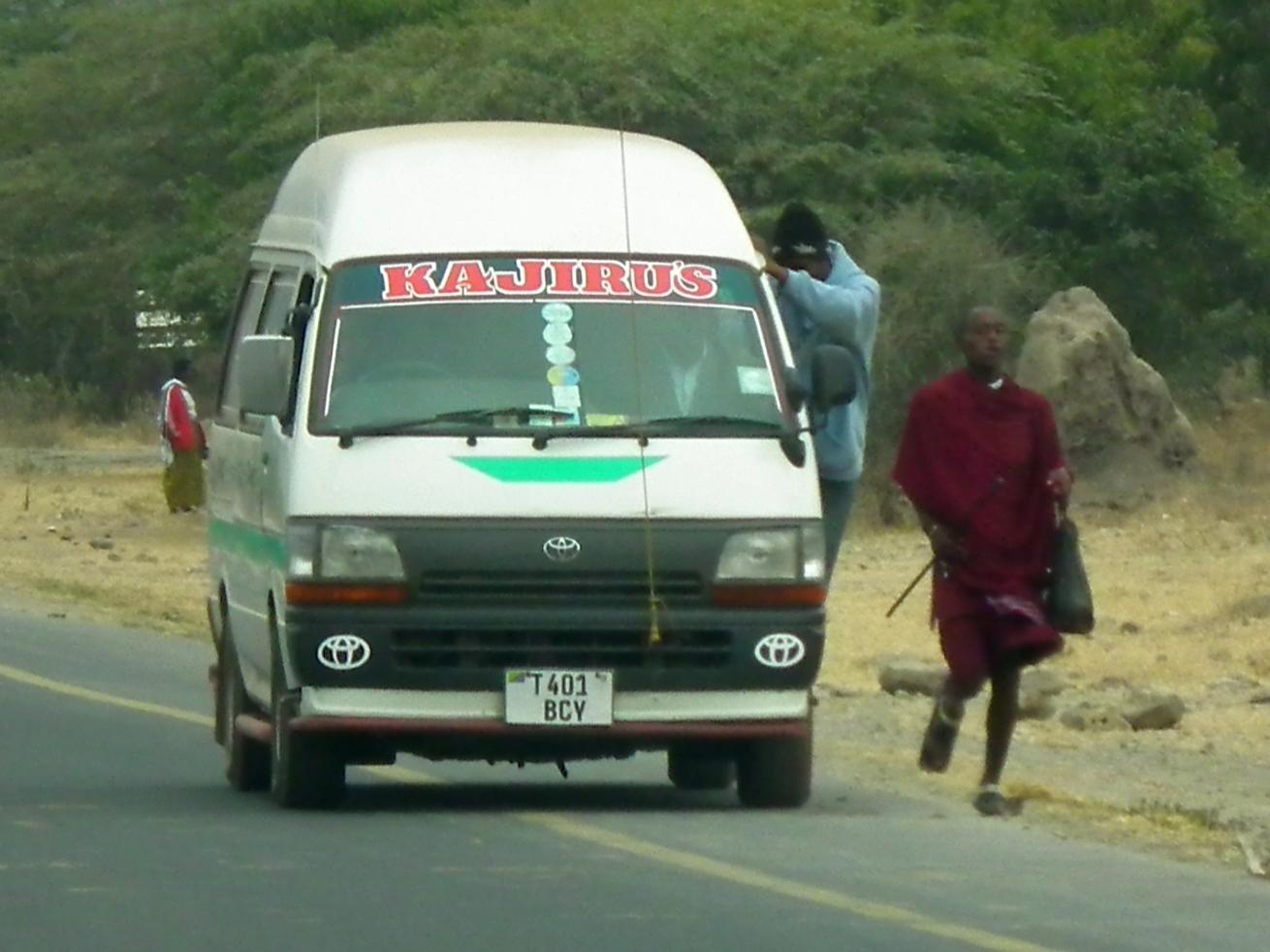 Toyota in Tanzania