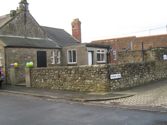 Piercebridge Roman View