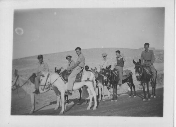 טיול לאילת 1943