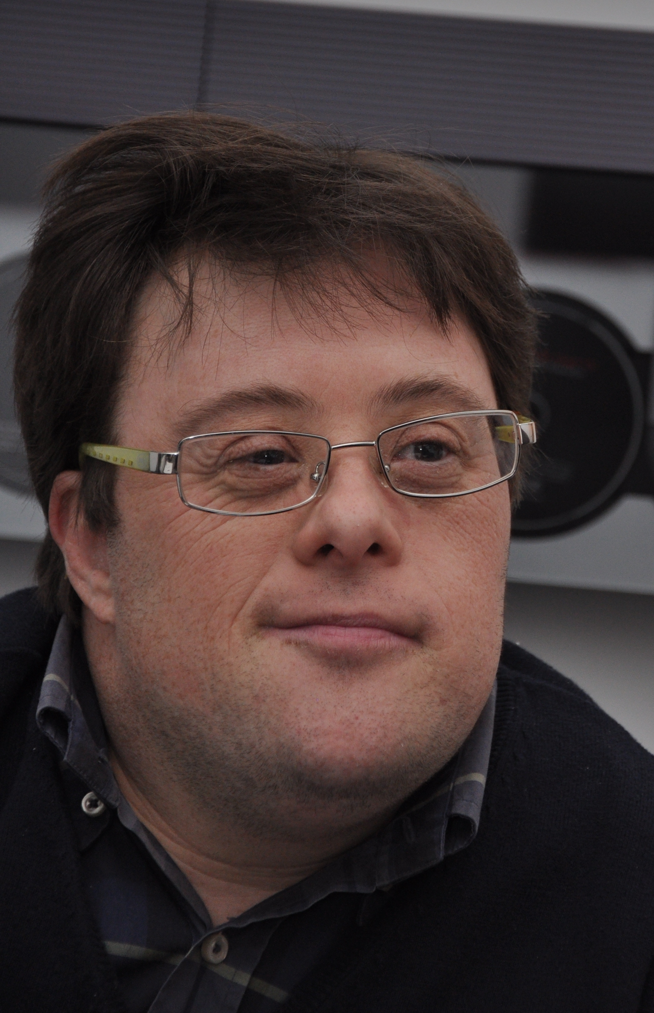 Pablo Pineda: biography, photo, filmography, form of Down syndrome