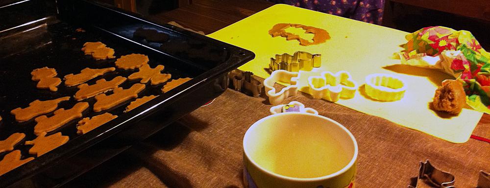 Piparkoogitaignast piparkookide valmistamine, 2011.jpg