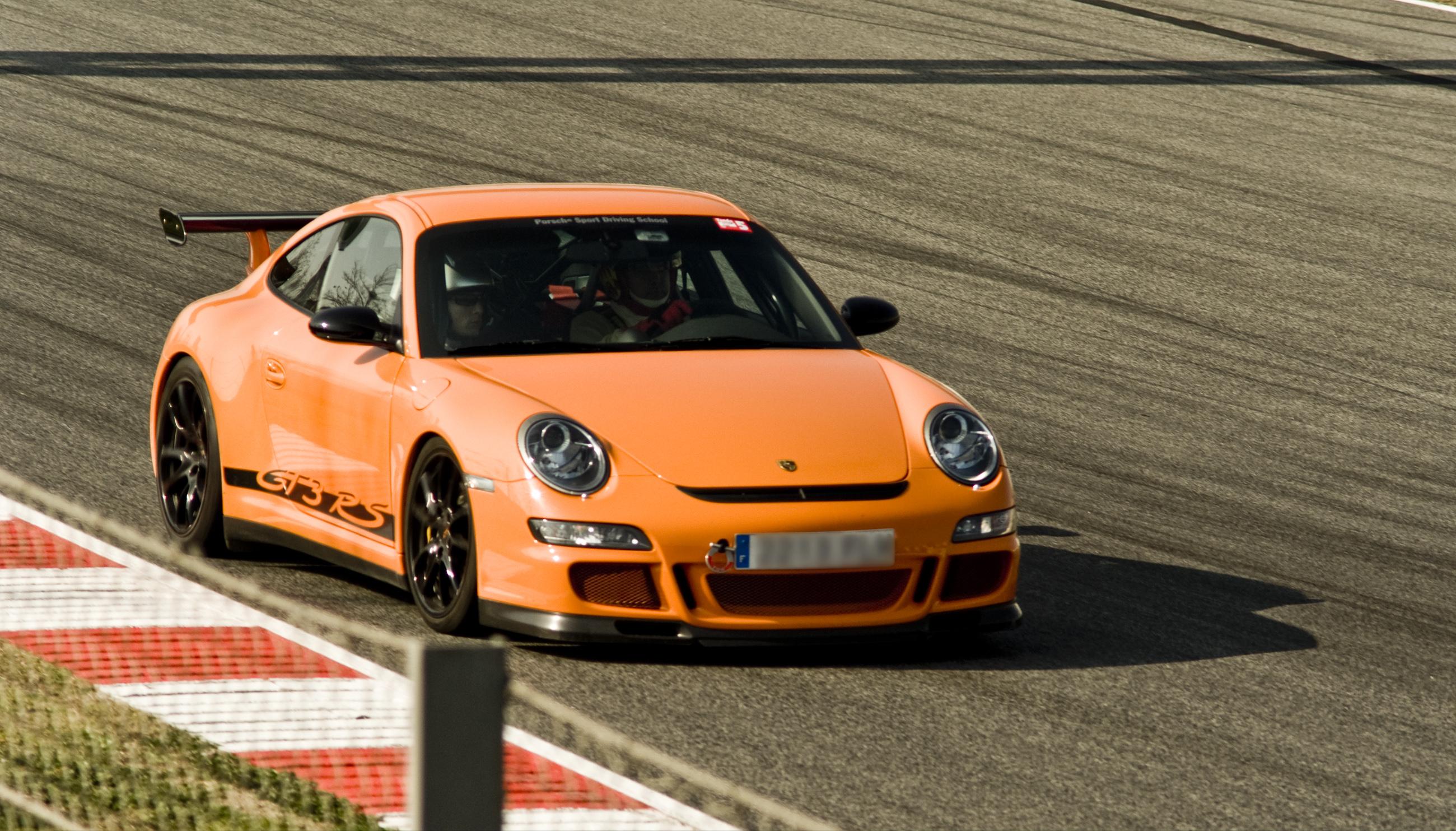 File Porsche 997 Gt3 Rs Orange Black Circuit De
