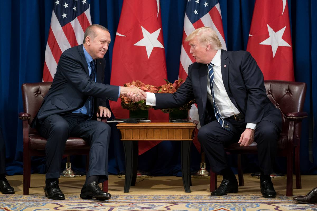 Trump, Erdogan to meet as thorny issues stress relations – WKMG News 6 & ClickOrlando