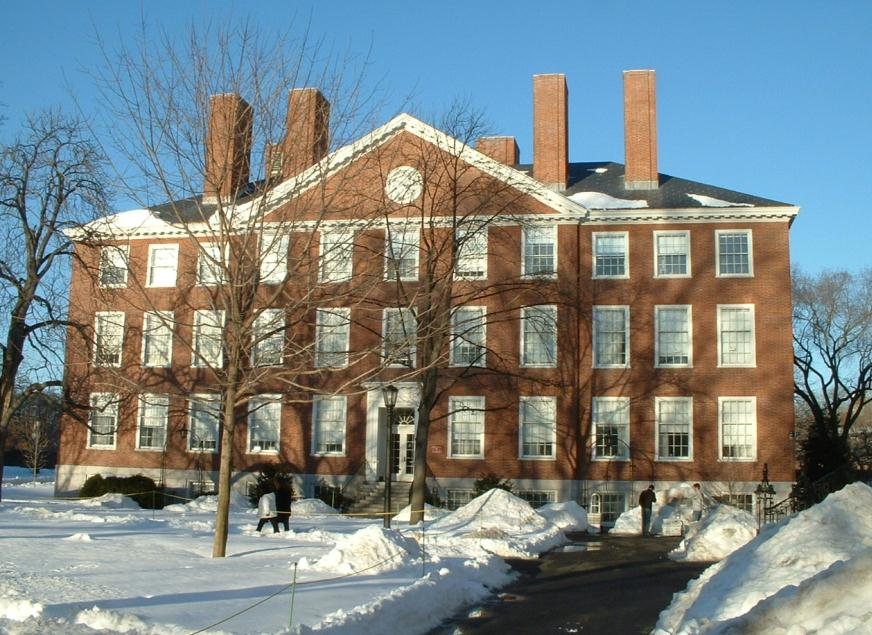 image of Radcliffe College