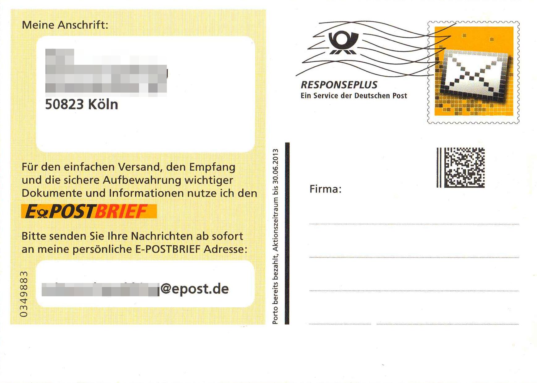 File:Responseplus-Postkarte für ePostbrief-Adresse.png - Wikimedia ...