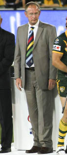 Richard Lewis (tennis and rugby league) British tennis player