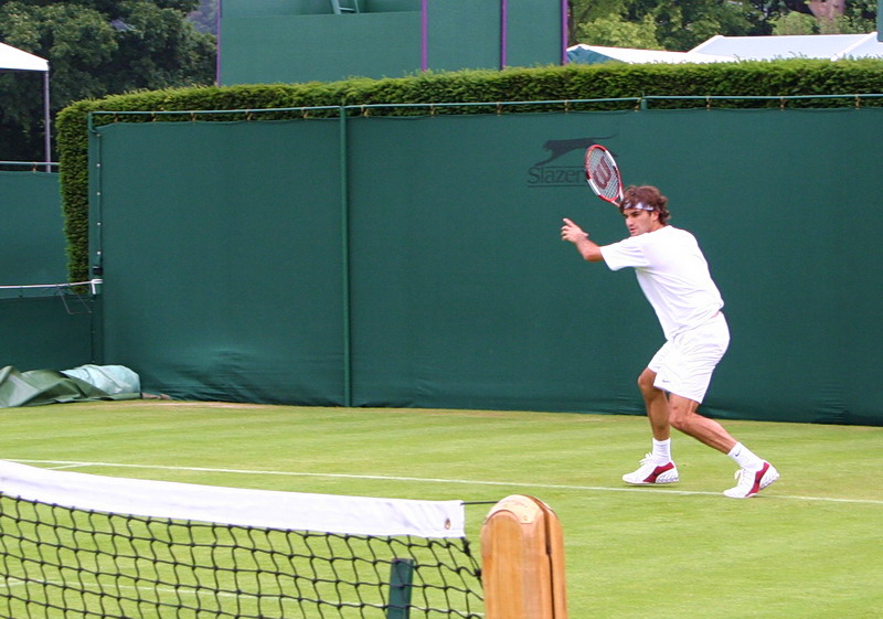 Roger Federer, El Mejor Lejos (Megapost) Parte 1