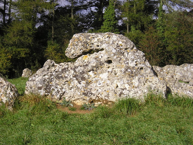 Rollright Stones - geograph.org.uk - 1659396