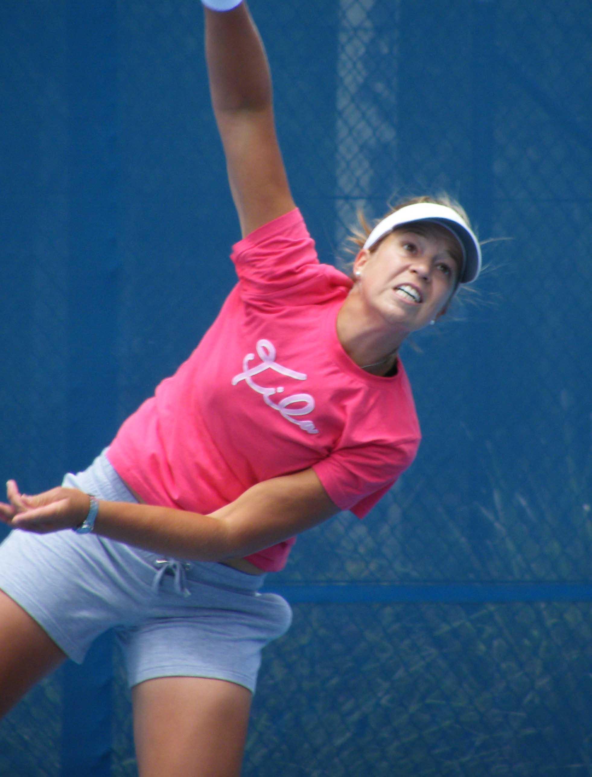 Hot tennis players female pics
