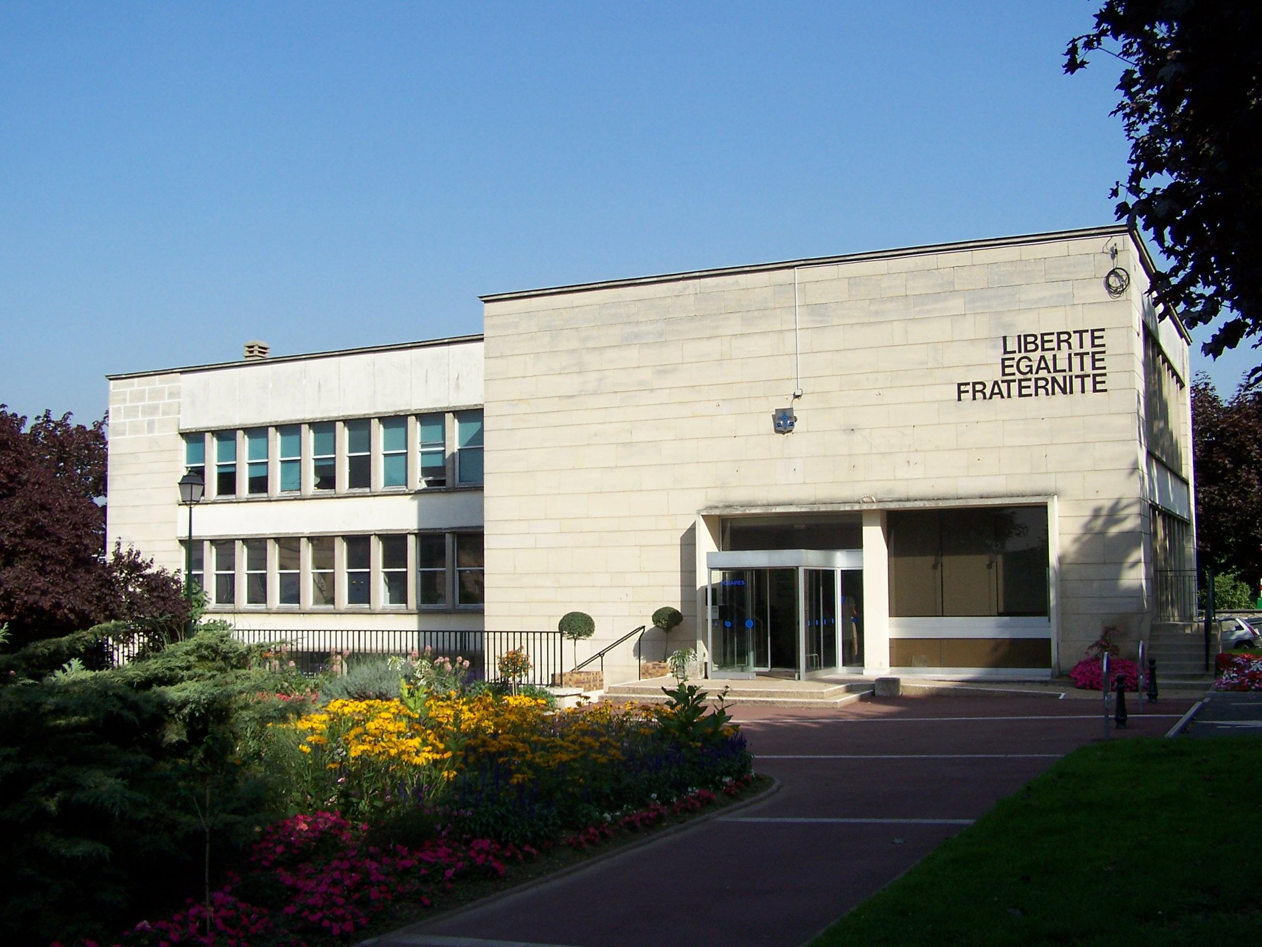 Saint-Cyr-l'École