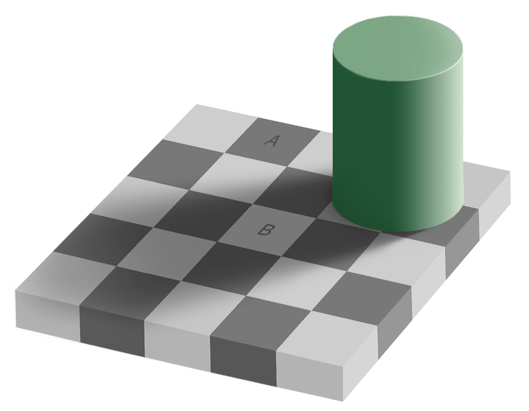 Same colour illusion
