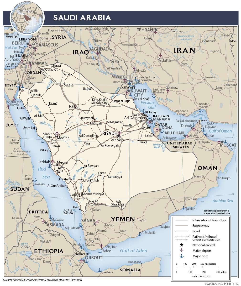FileSaudi Arabia transport mapjpg Wikimedia Commons