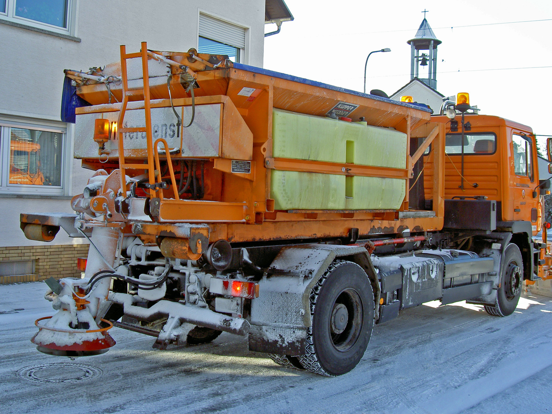 Can Road Salt Make Car Glass Fragile