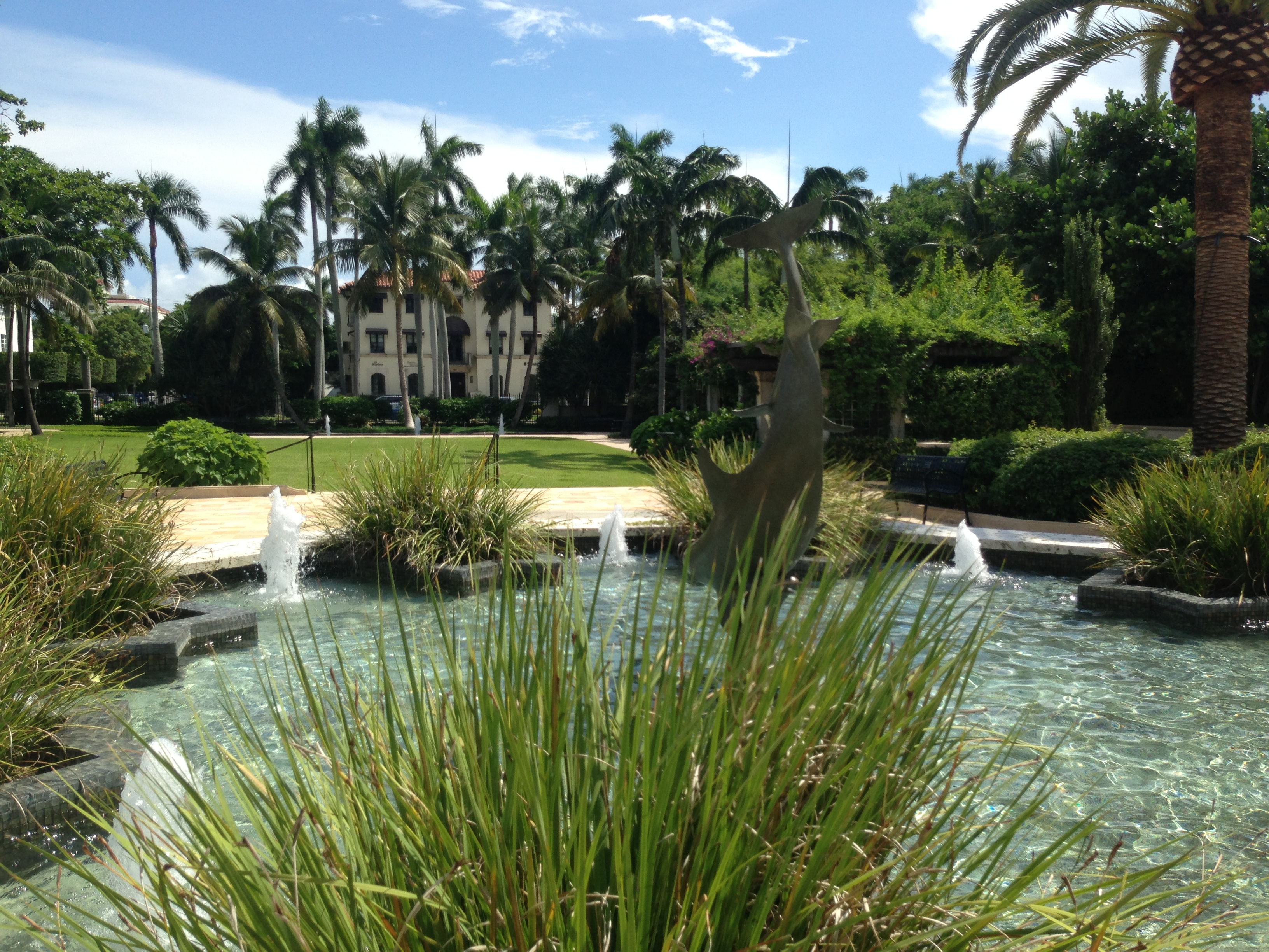 Society The 4 Arts Garden Palm Beach Florida