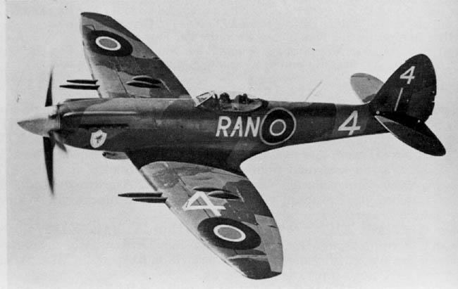 Supermarine Spitfire Griffonpowered variants  Wikipedia
