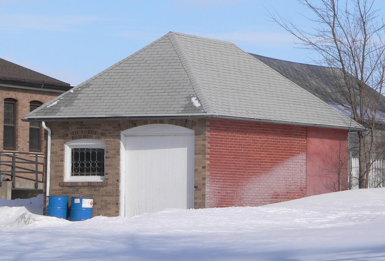 File St Leonard 39 S Madison Nebraska Garage From Sw 1