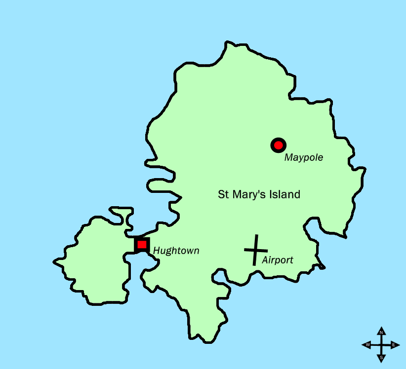 Saint Marys Islas Sorlingas Wikipedia La Enciclopedia Libre