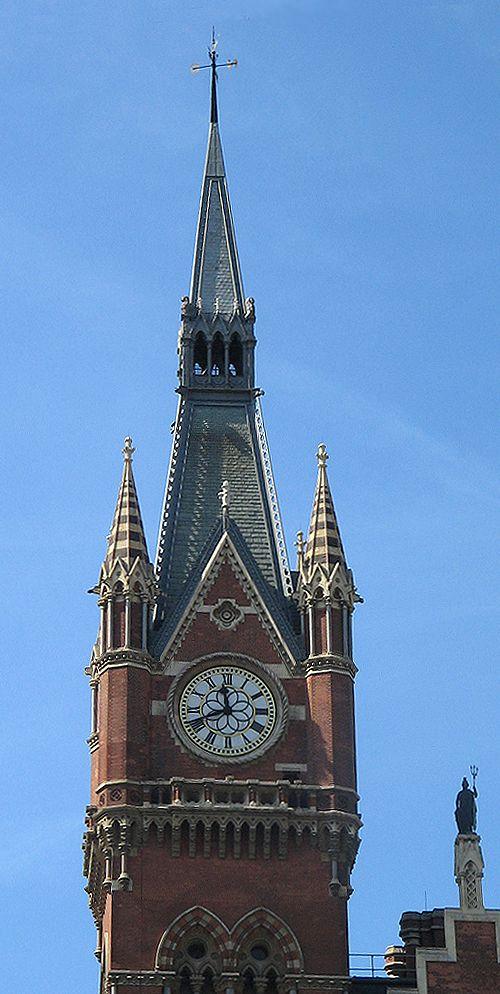 File:St pancras clock tower.jpg - Wikipedia