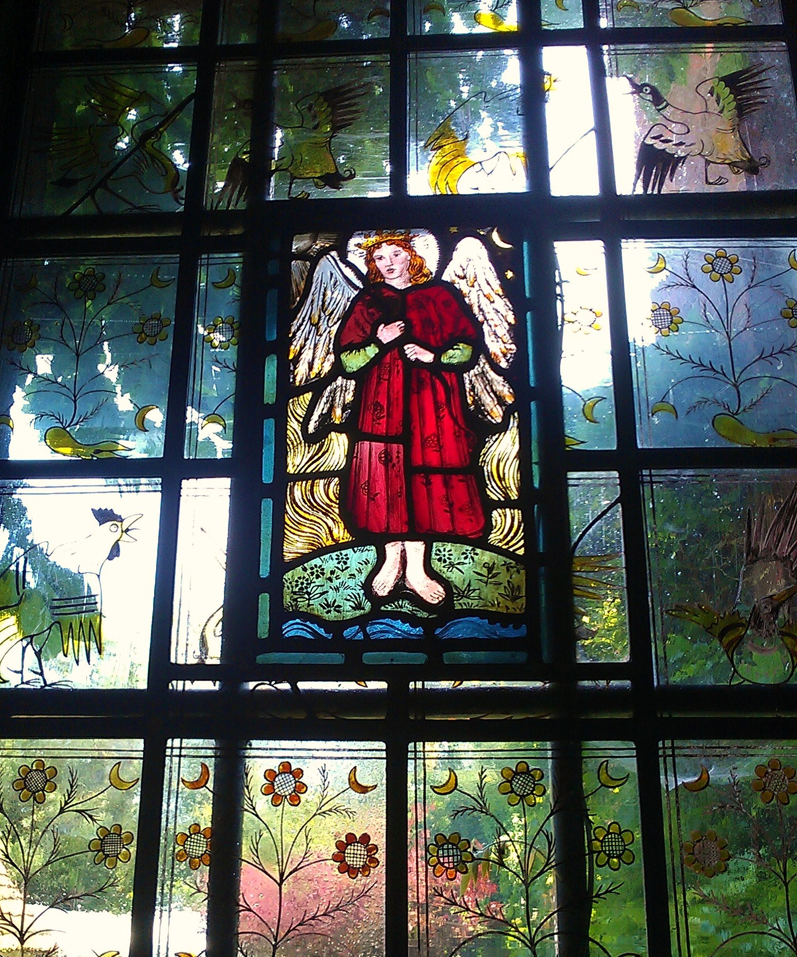 Well-known File:Stained glass window of Love at Red House.jpg - Wikimedia Commons PO38