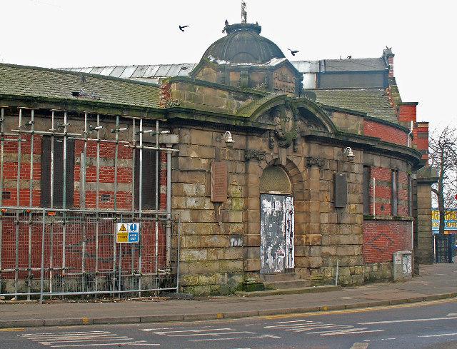 Stirchley Public Baths - geograph.org.uk - 111023