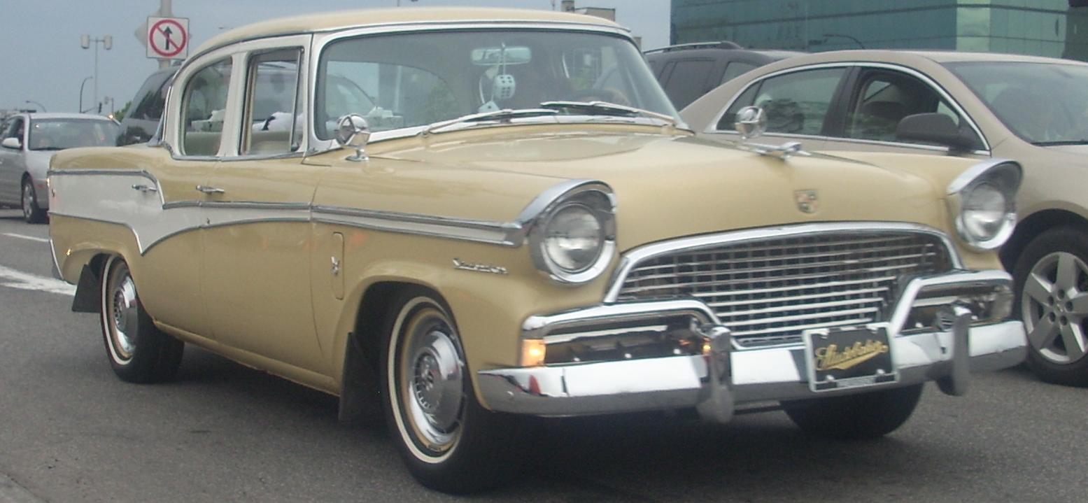 Old Studebaker Cars For Sale