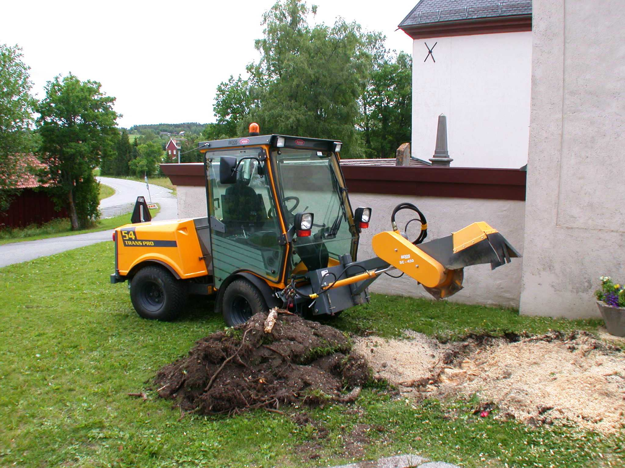 Stump Grinder At Home Depo In Monctonna Price