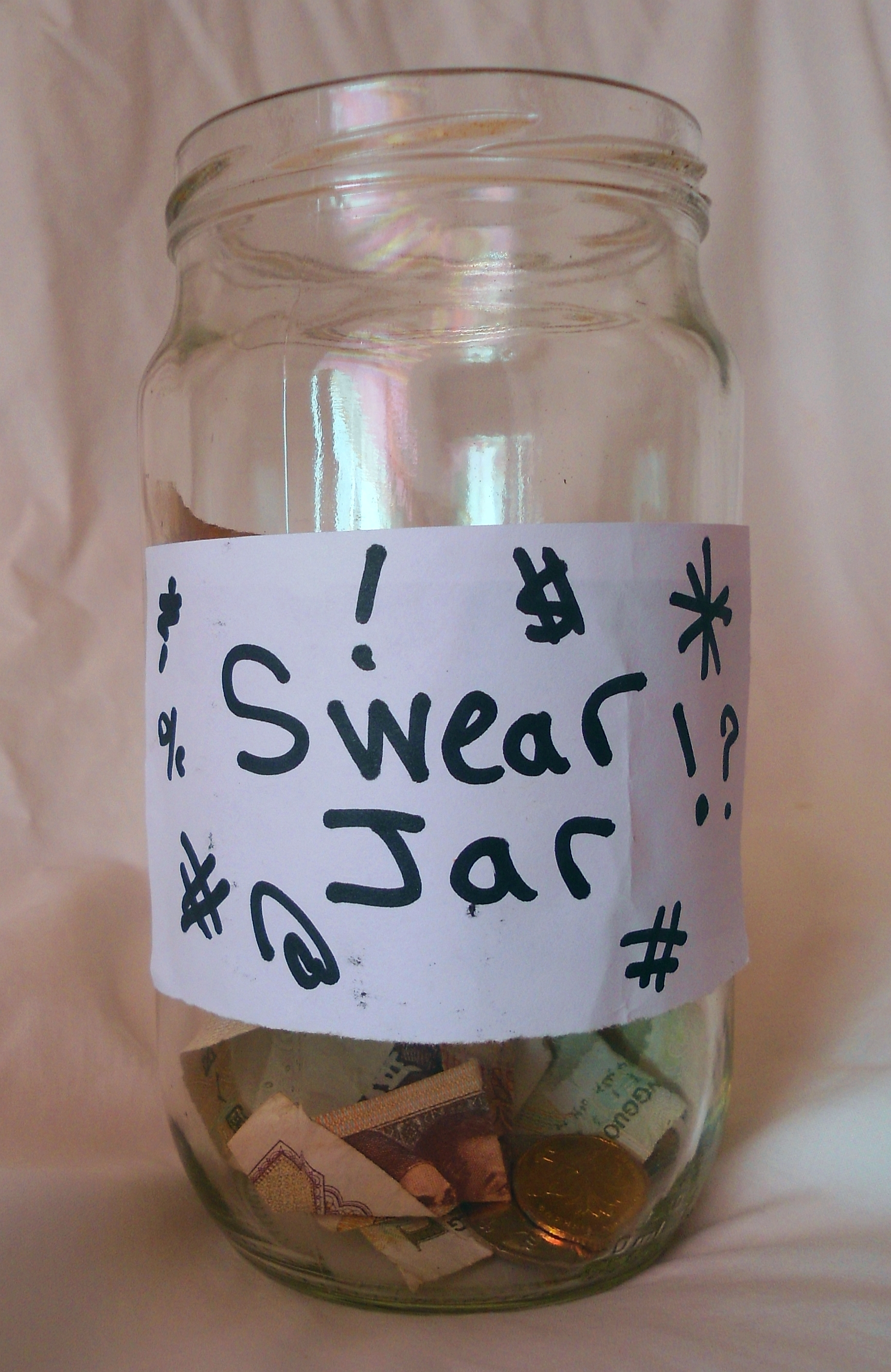 Swear Jar Wikipedia