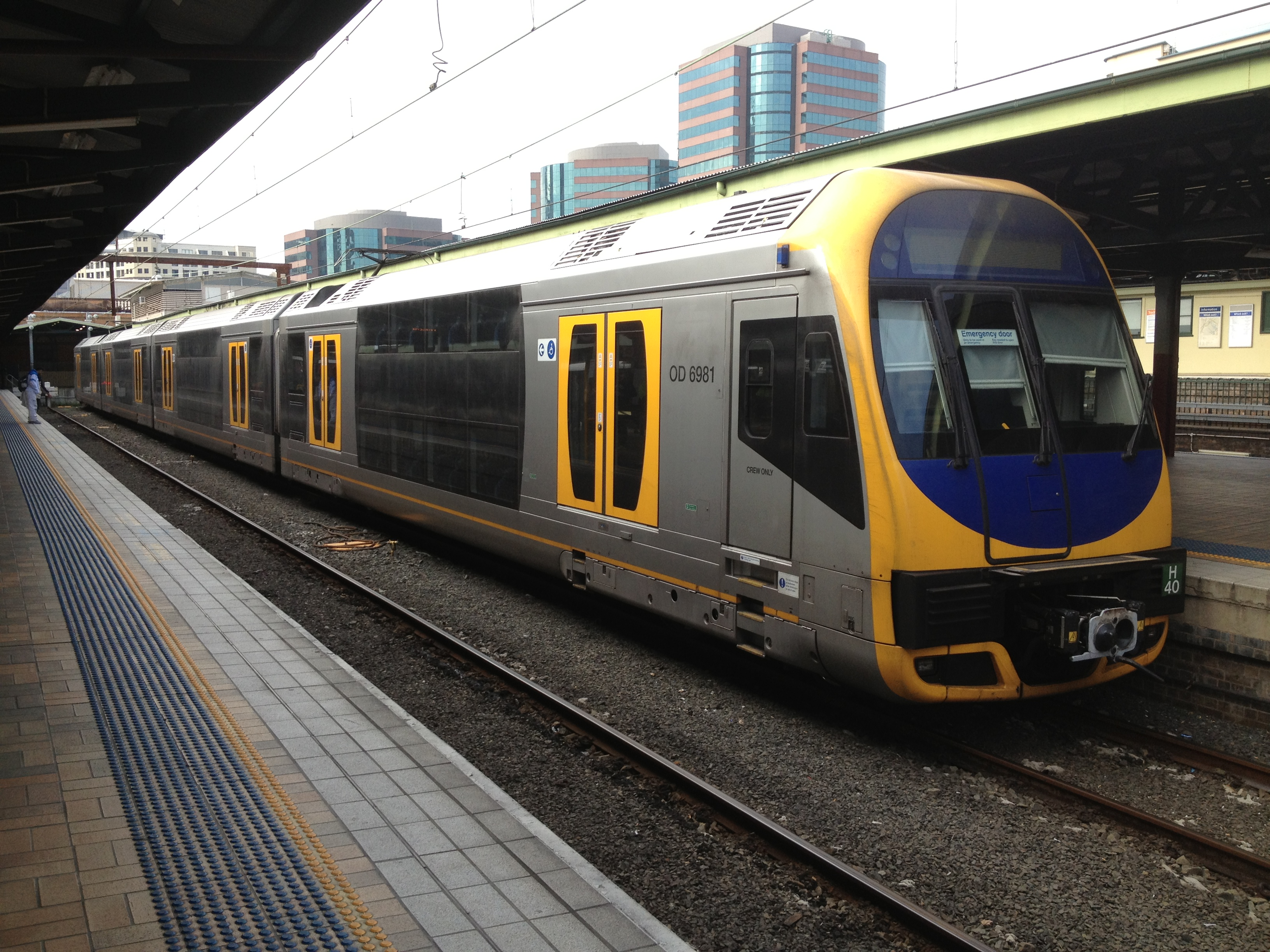 sydney trains - photo #14