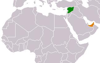 Syria–United Arab Emirates relations - Wikipedia