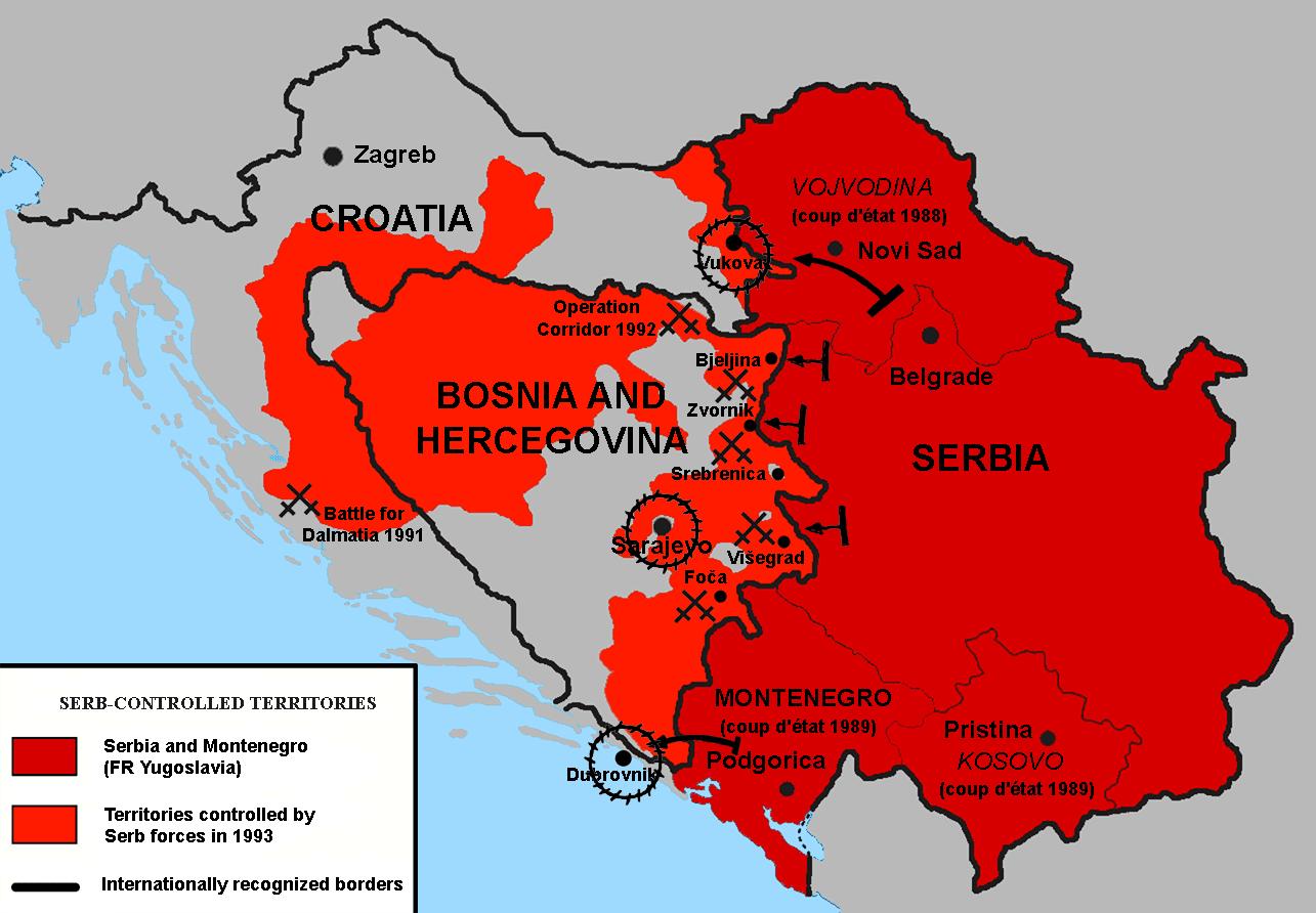Velika Srbija 1993