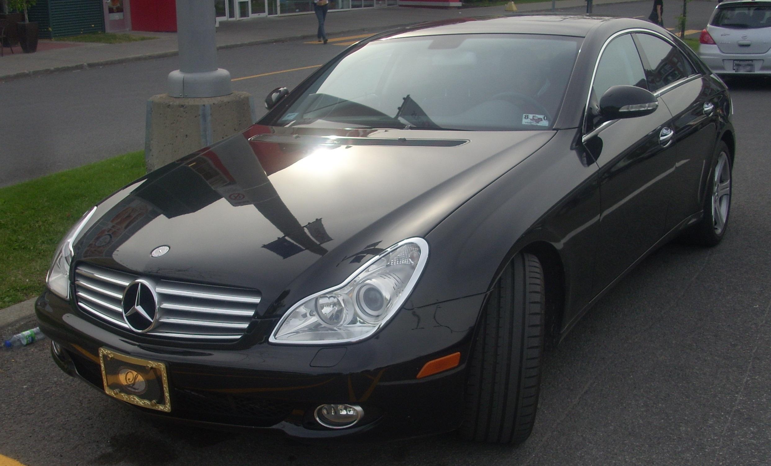 Filetuned 06 08 Mercedes Benz Cls500 Centropolis Laval 10 Cls 500 2006
