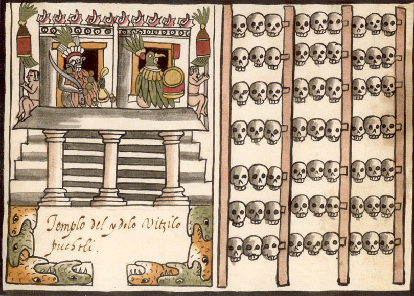 The Aztecs | Anti-Social Studies: A History Podcast + Blog Source: {{PD-1923}} Wikimedia Commons