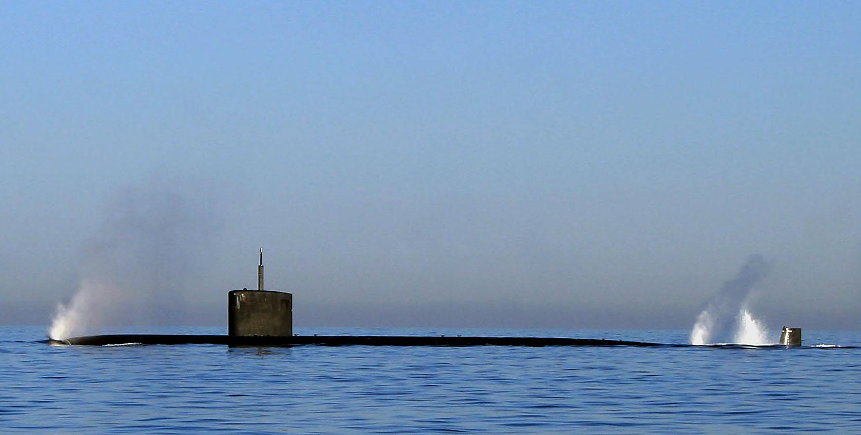 Image result for submarine ballast tanks
