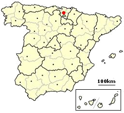 Vitoria, Spain location.png