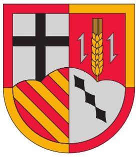 Wappen der Verbandsgemeinde Rengsdorf-Waldbreitbach